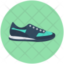 Sneakers Footwear Jogging Icon
