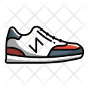 Sneakers Shoes Foot Icon