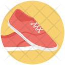 Sneakers Joggers Running Icon