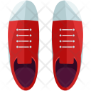 Sneakers Boot Shoes Icon