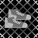 Sneakers Boot Footwear Icon