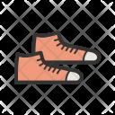 Sneakers Fashion Footwear Icon