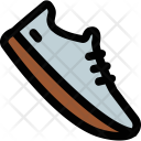 Sneakers Gym Shoes Icon