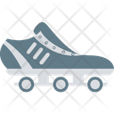 Sneaker Running Shoes Icon