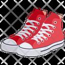 Sneakers Sportswear Footwear Icon