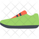 Sneakers Clothes Clothing Icon