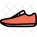 Sneakers Clothing Shop Icon