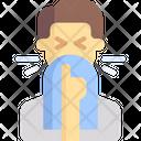 Sneeze Icon