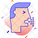 Sneeze Flu Cough Icon