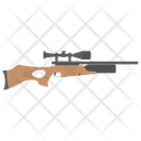 Rifle Gun Hunting Gun Icon