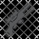 Sniper Gun Weapon Icon