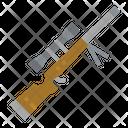 Sniper Gun Sniper Gun Icon