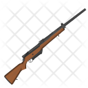 Riffle Shooting Weapon Icon