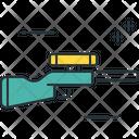 Isniper Rifle Sniper Rifle Sniper Icon