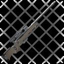 Sniper Rifle Optics Icon