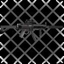 Sniper Usa Rifle Icon