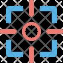 Sniper Sight Icon