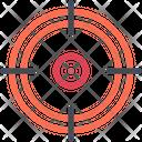 Sniper Sight Gun Sight Sniper Scope Icon