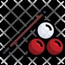 Snooker Snooker Stick Poll Icon