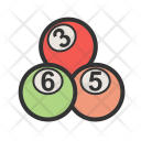 Snooker ball Icon