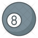 Snooker Ball Icon