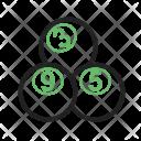 Snooker balls Icon