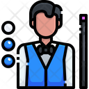 Snooker Player Icon