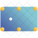 Snooker Table Pool Table Game Icon