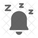Snooze Alarm Bell Icon