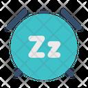 Snooze Sleep Delay Icon