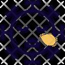Snoring Coronavirus Emoji Coronavirus Icon