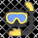 Snorkel Sport Goggle Icon