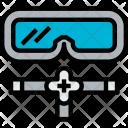 Snorkel Travel Tourism Icon
