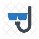 Snorkel Glasses Icon