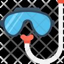 Snorkel Mask Icon