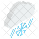 Snow Freezing Weather Cold Weather Icon