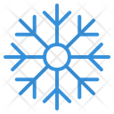 Cold Snow Frost Icon