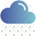 Cloud Snowflakes Weather Icon