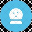Snow Globe Waterglobe Icon