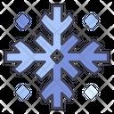 Season Winter Snow Icon