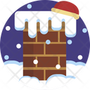 Christmas Snow Winter Icon
