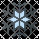 Snow Flake Weather Icon
