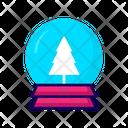 Snow Ball Icon