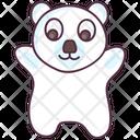 Snow Bear Icon