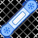 Snow Board Winter Sport Skiboard Icon