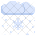 Snow Fall Icon