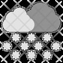 Snow Winter Snowflake Icon