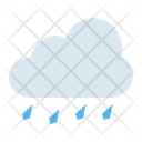 Ice Hail Cloudy Icon