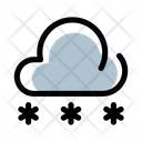 Snow Fall Snow Blizzard Icon