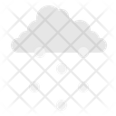 Clouds Snow Falling Snowing Icon